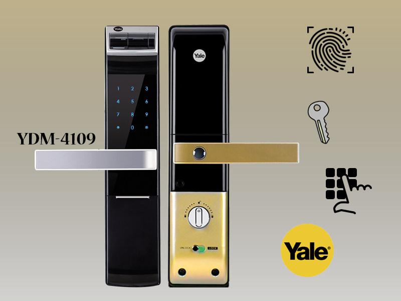 قفل هوشمند یال 4109