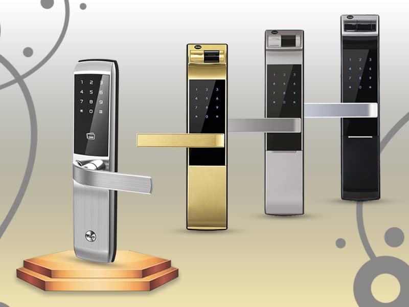 انواع-قفل-رمزی