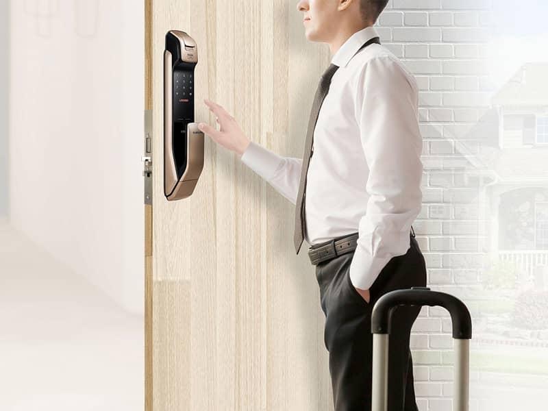 دستگیره-هوشمند-الکترونیکی