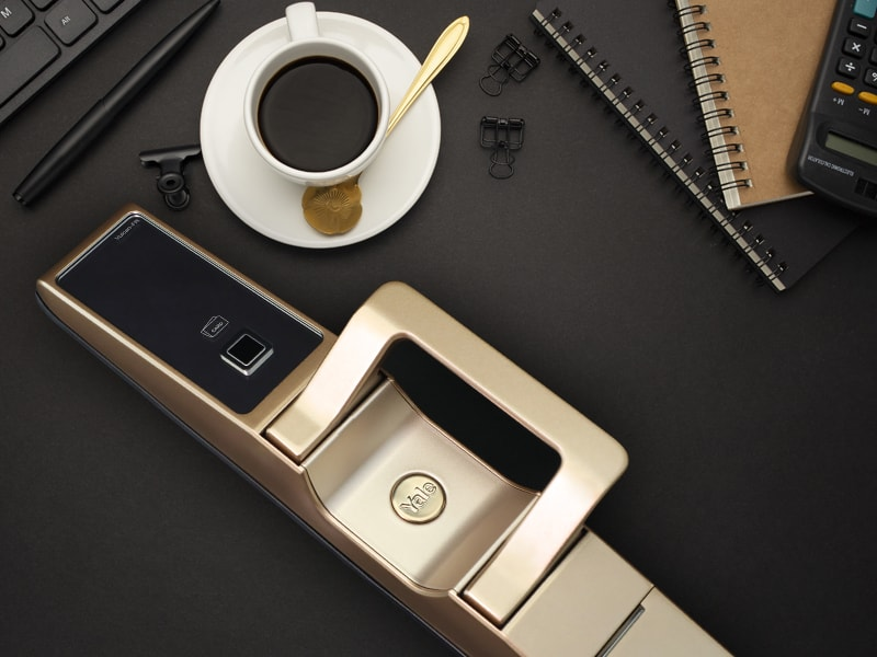 پرفروش ترین برندهای قفل دیجیتال