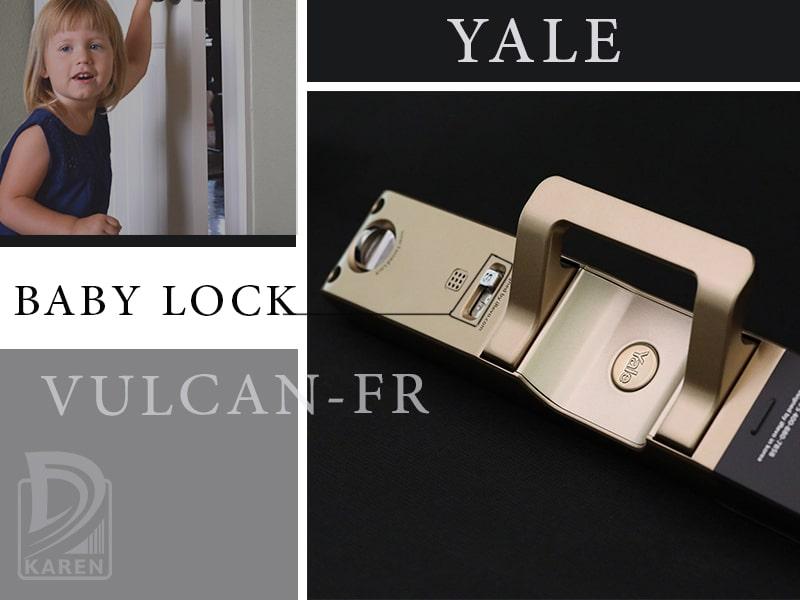 قفل دیجیتال VULCAN-FR