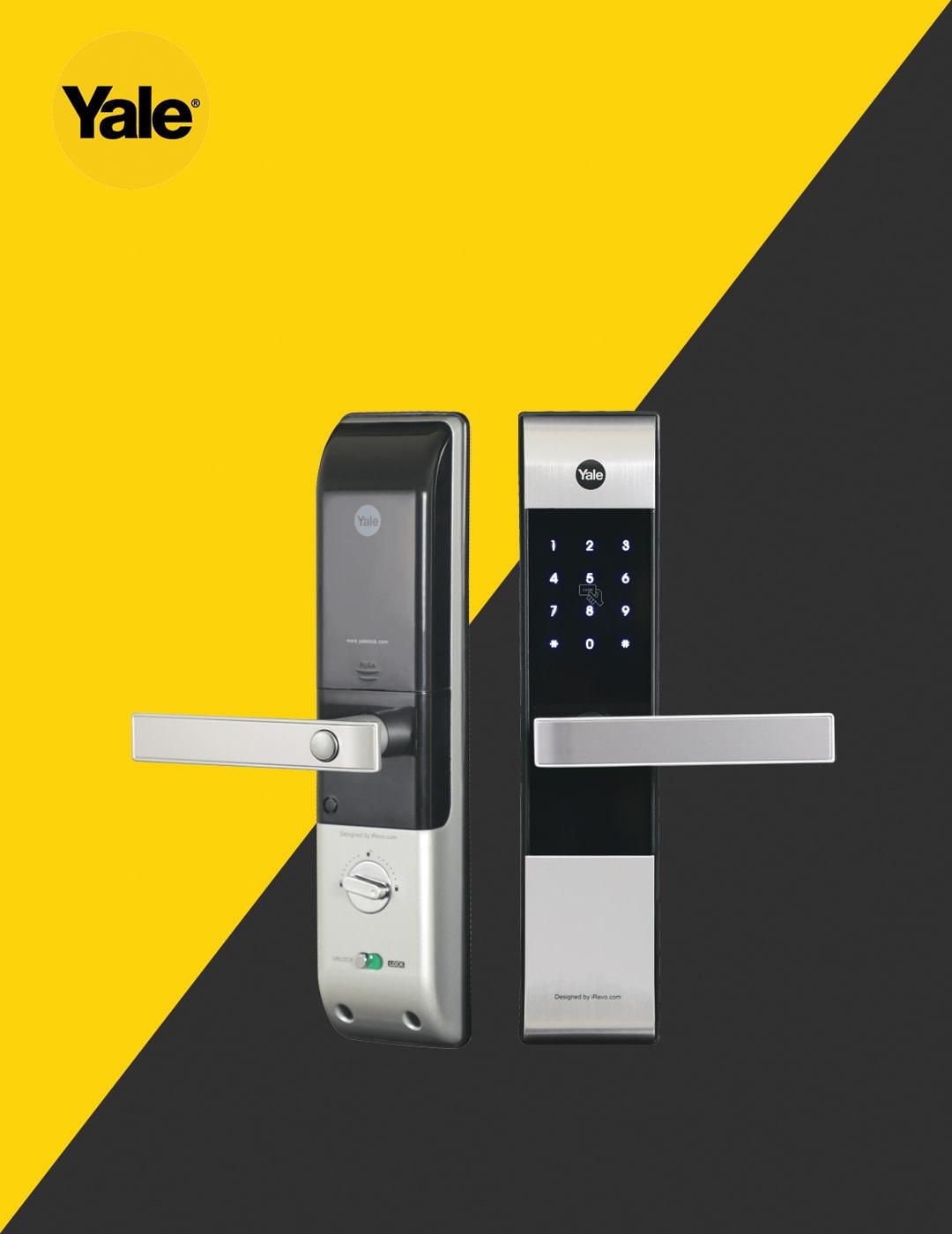 قفل دیجیتال یال ydm3109