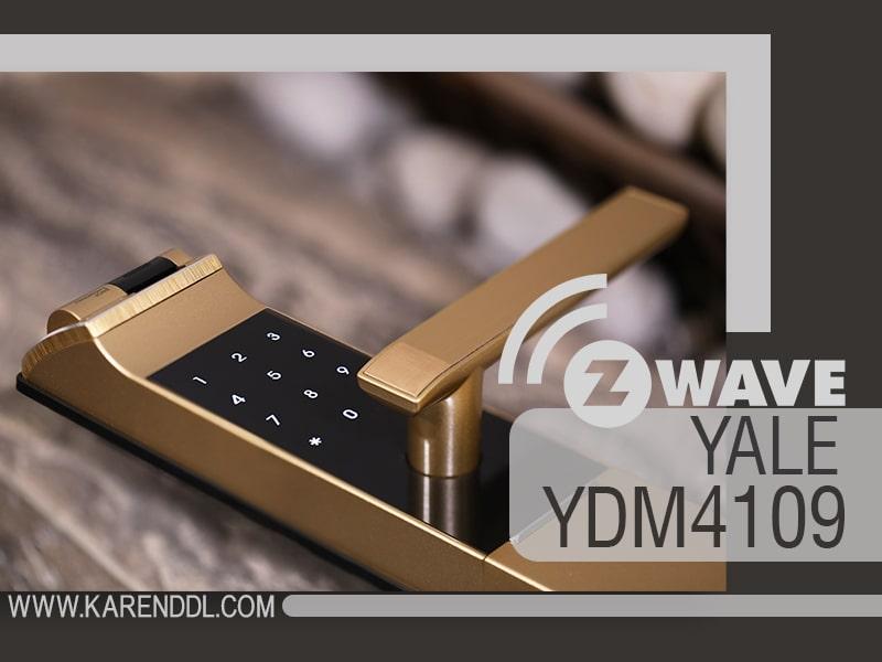 قفل دیجیتال یال ydm4109