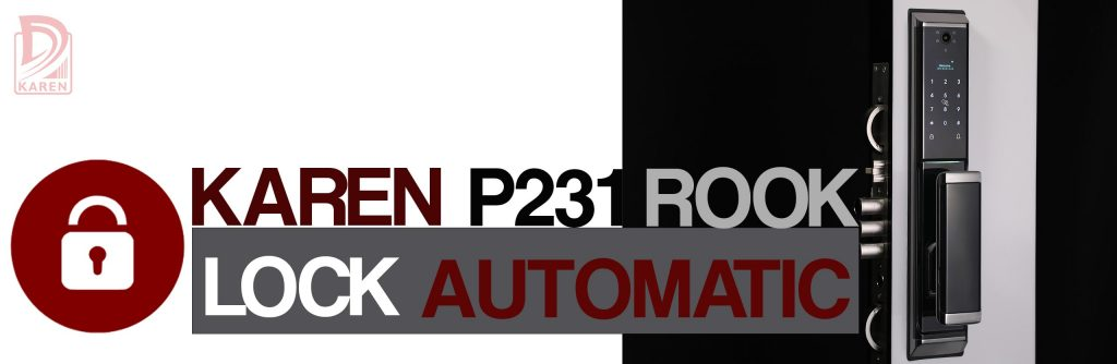 قفل روک p231