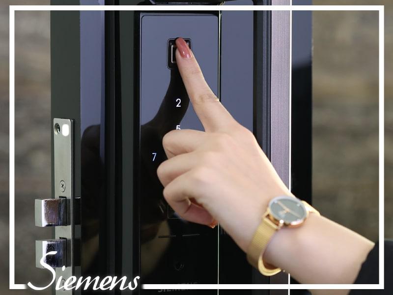 قفل دیجیتال SIEMENS