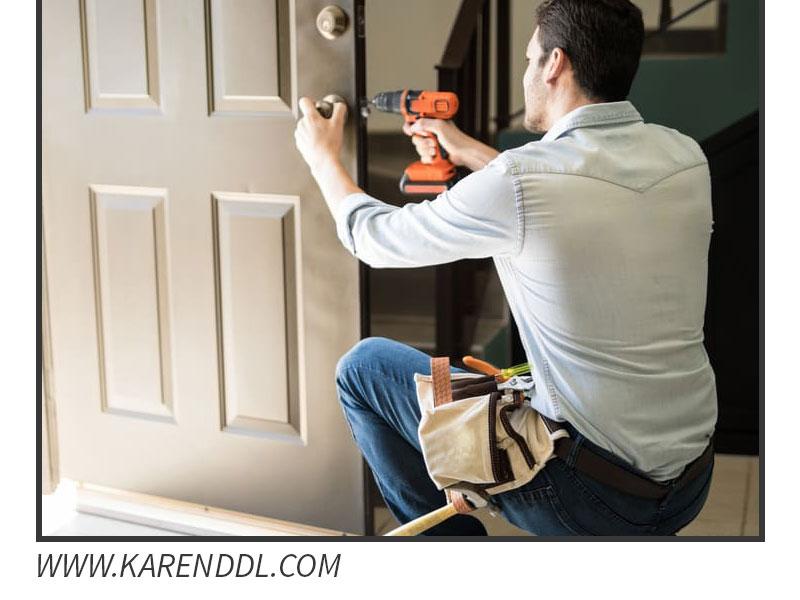 امنیت بیشتر در منزل