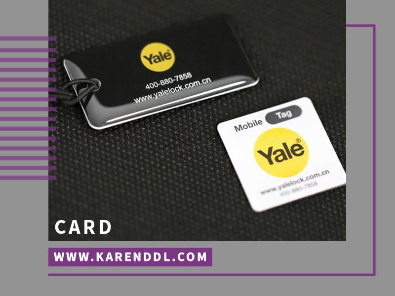 حذف کارت قفل