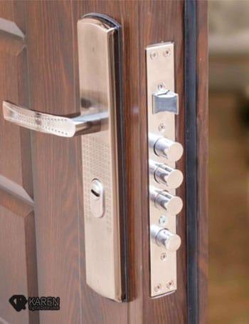 قفل کلیدی