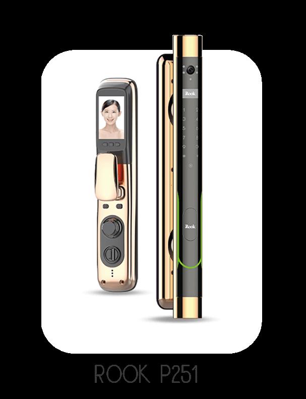 قفل دیجیتال p251