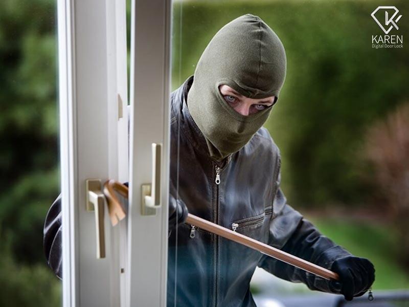 سرقت از منزل