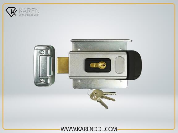 قفل کلونی برقی