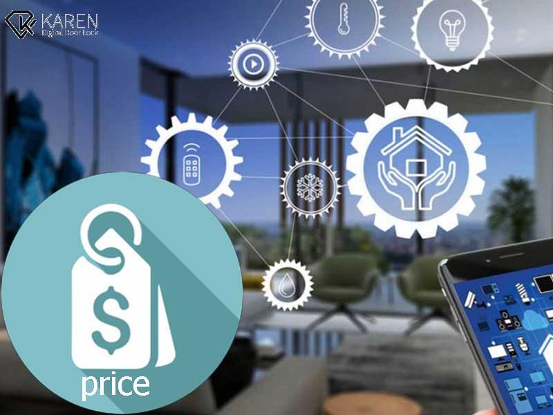 قیمت هوشمند سازی خانه